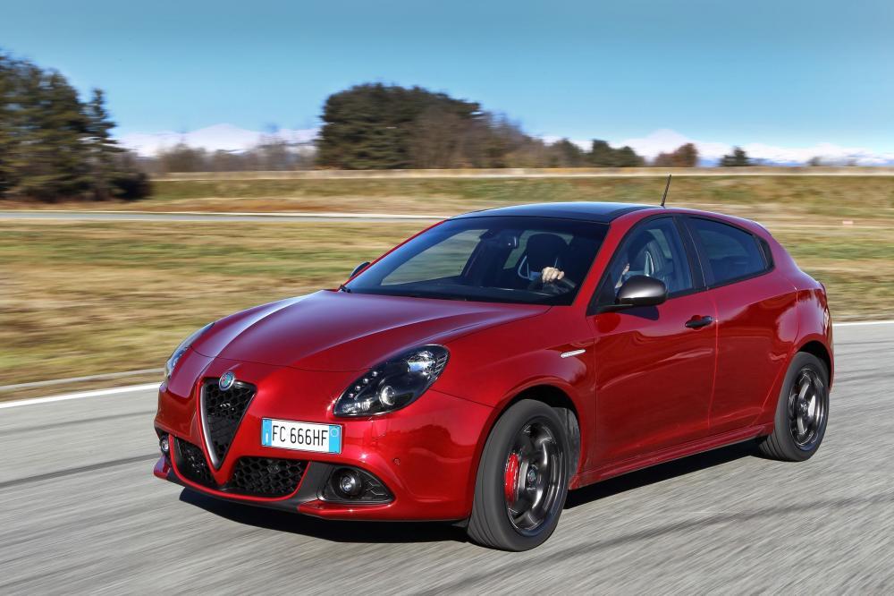 Alfa Romeo Giulietta 940 2-й рестайлинг