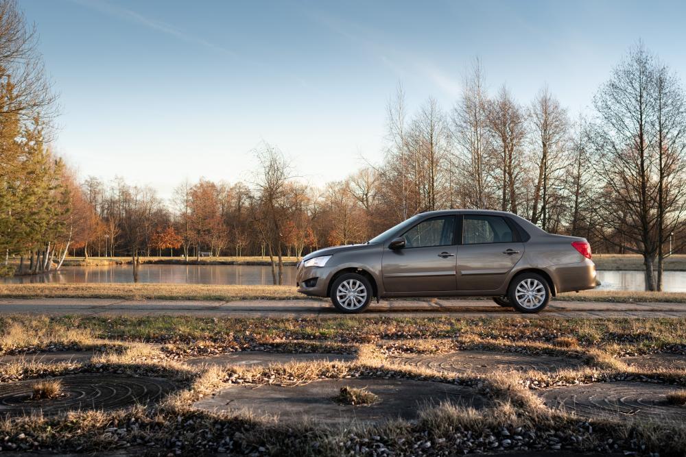 Datsun on-DO 1 поколение рестайлинг Седан