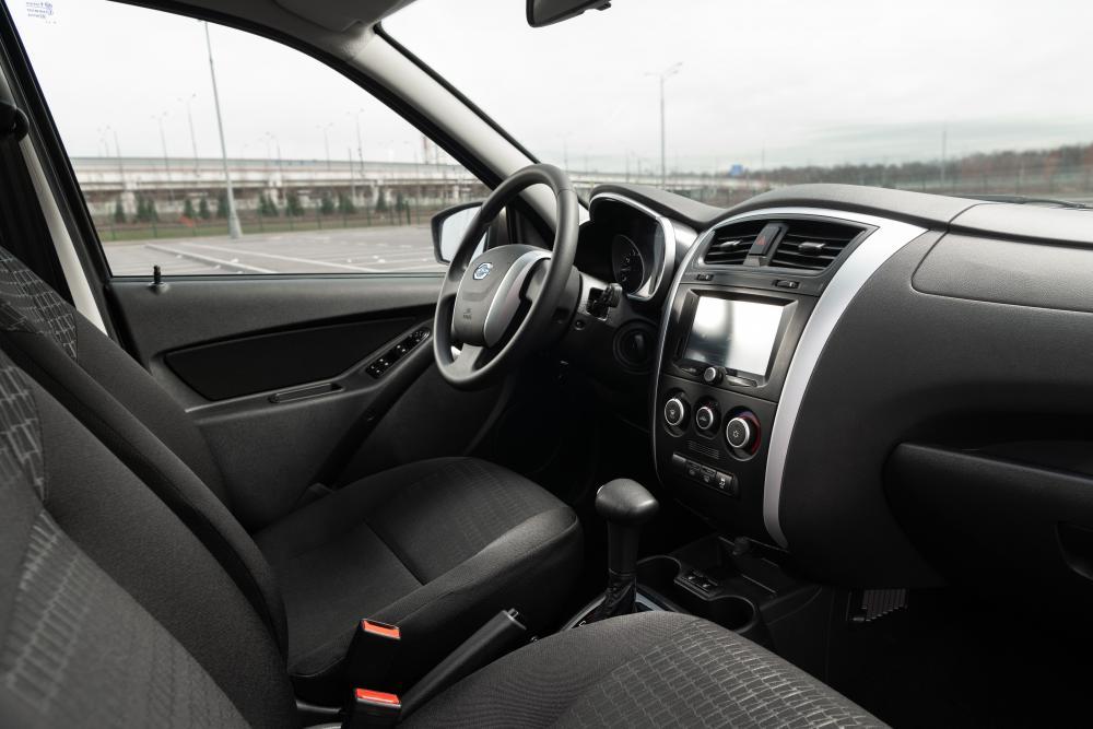 Datsun on-DO 1 поколение рестайлинг Седан интерьер