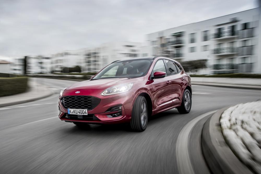 Ford Kuga 3 поколение (2019)