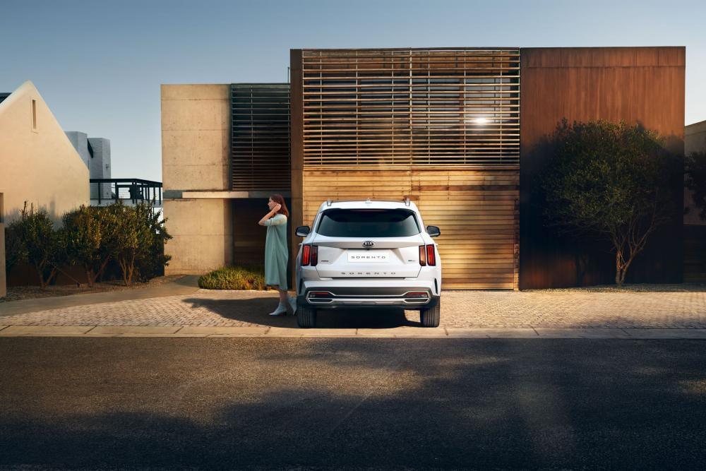 Kia Sorento 4 поколение (2020) SUV
