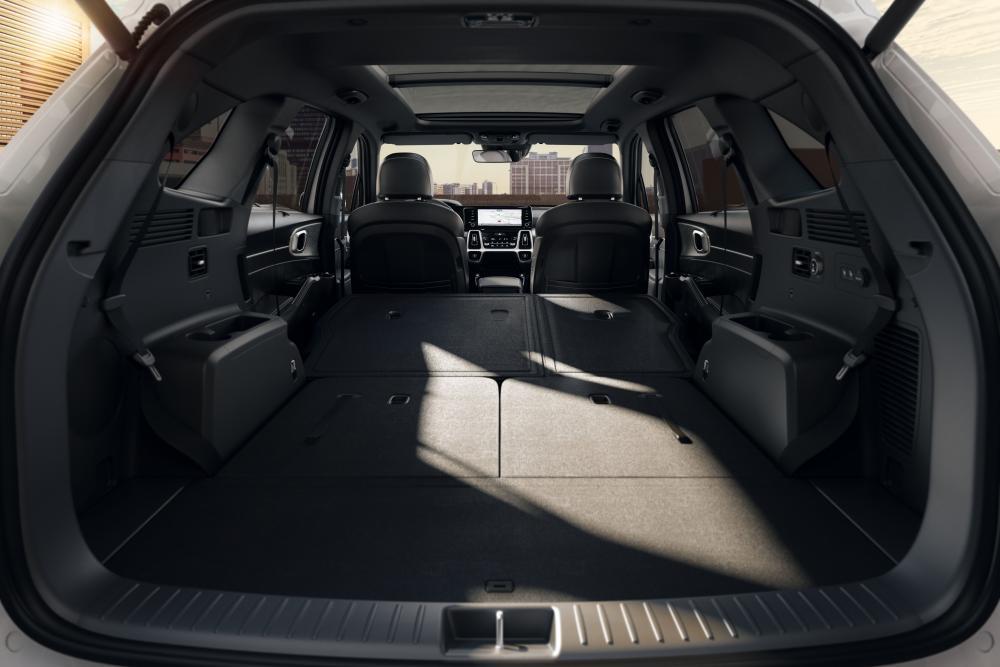 Kia Sorento 4 поколение (2020) SUV багажник