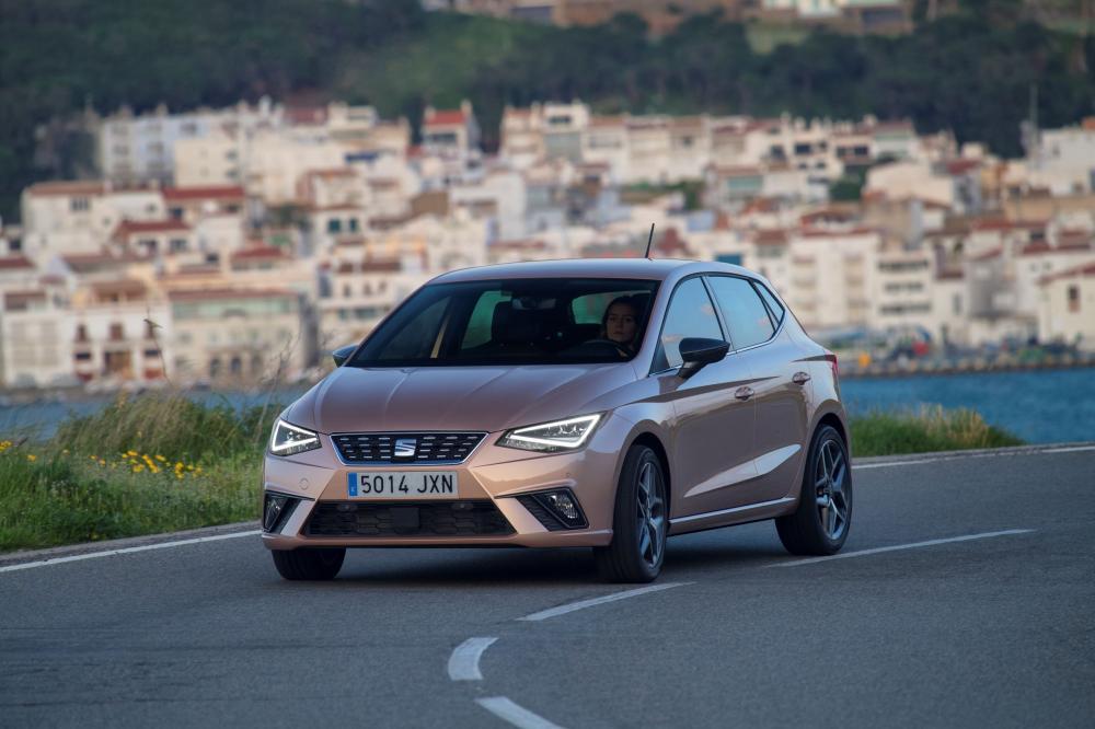 SEAT Ibiza 5 поколение Хэтчбек