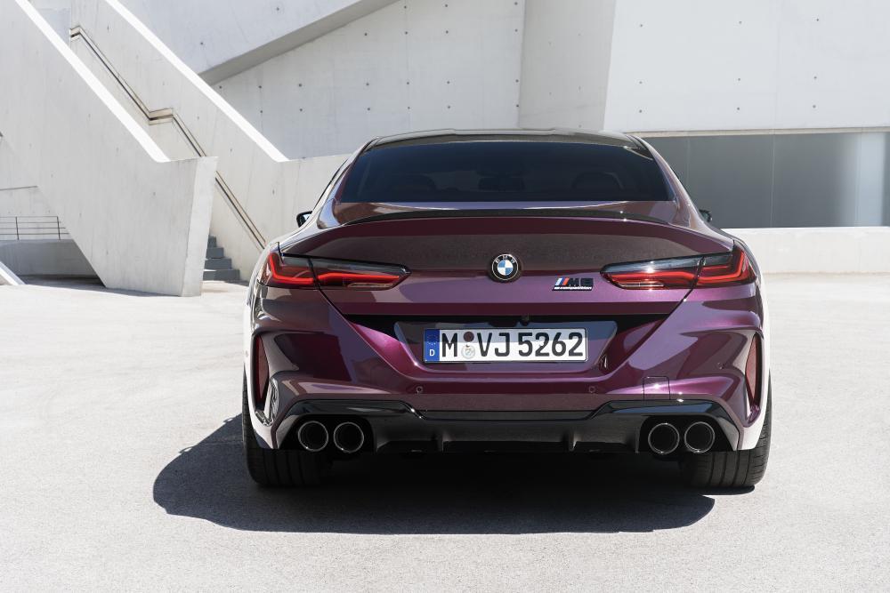 BMW M 8 Gran Coupe 1 поколение F93 (2019)