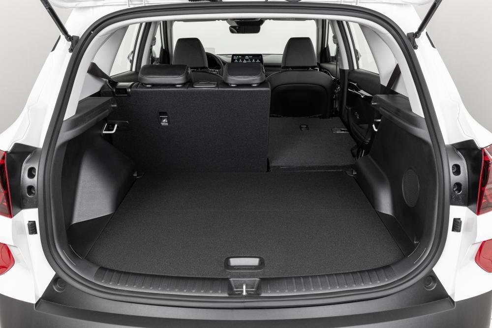 Kia Seltos 1 поколение (2019) SUV багажник