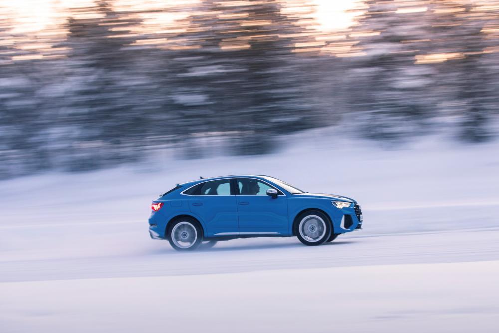 Audi RS Q3 Sportback 1 поколение F3