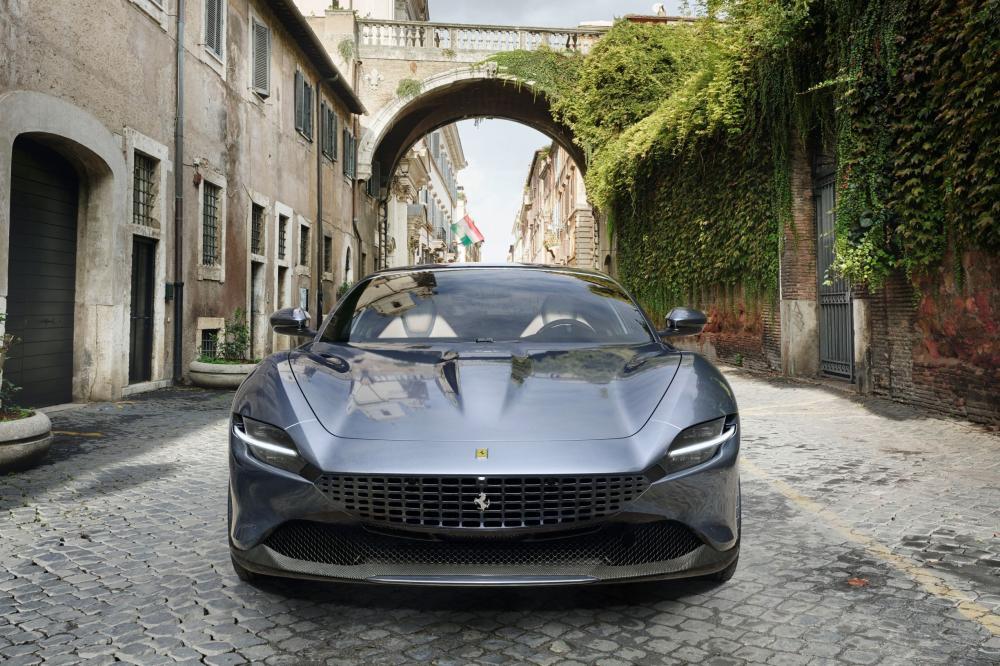 Ferrari Roma 1 поколение (2019) Купе