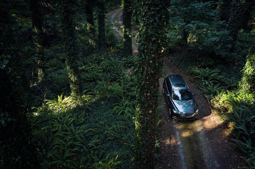 Mazda CX-9 2 поколение [рестайлинг] (2020) Внедорожник 5 дв.