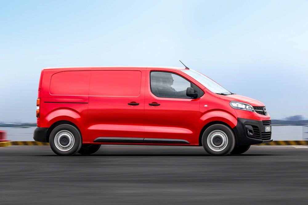 Opel Vivaro 3 поколение C (2019) Фургон