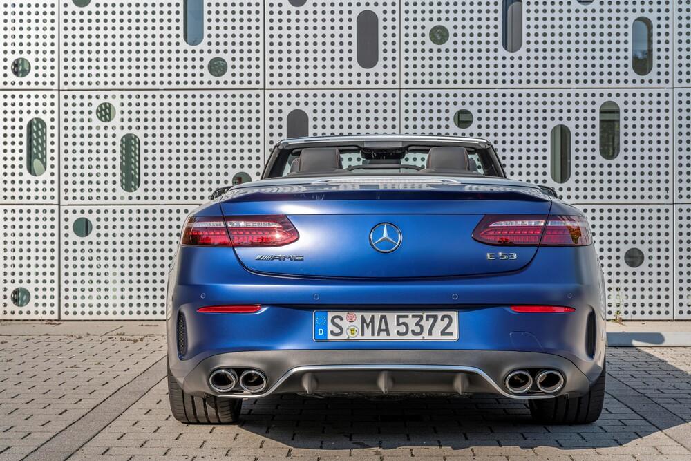 Mercedes-Benz E-klasse AMG A238 [рестайлинг] (2020) Кабриолет