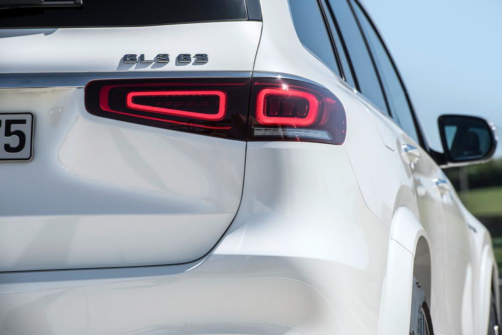 Mercedes-AMG GLS-klasse X167 (2020) Внедорожник 5 дв.