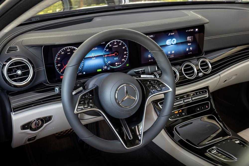 Mercedes-Benz E-Класс S213 [рестайлинг] (2020) Универсал 5 дв.