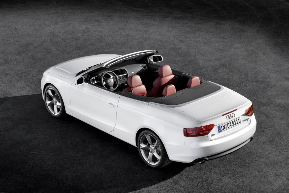 Audi A5 1 поколение 8T (2009-2011) Кабриолет