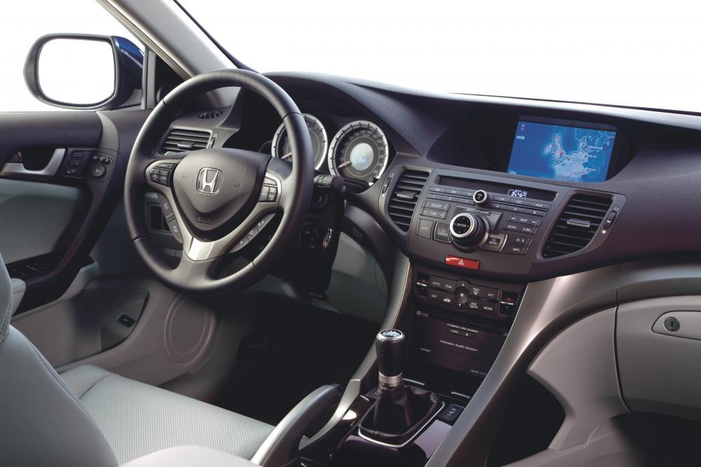 Honda Accord 8 поколение (2007-2011) Tourer универсал