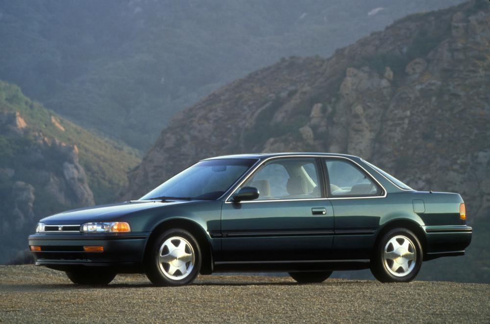 Honda Accord 4 поколение (1989-1994) Купе