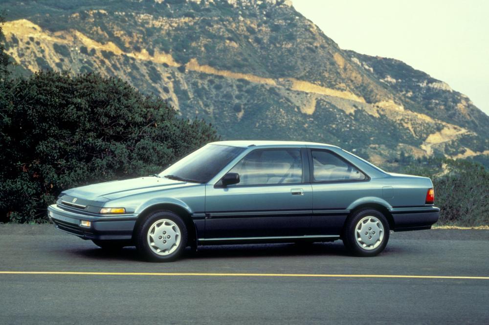 Honda Accord 3 поколение Купе