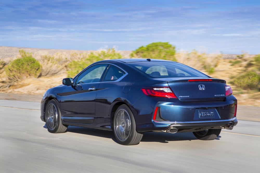 Honda Accord 9 поколение [рестайлинг] (2015-2017) Купе