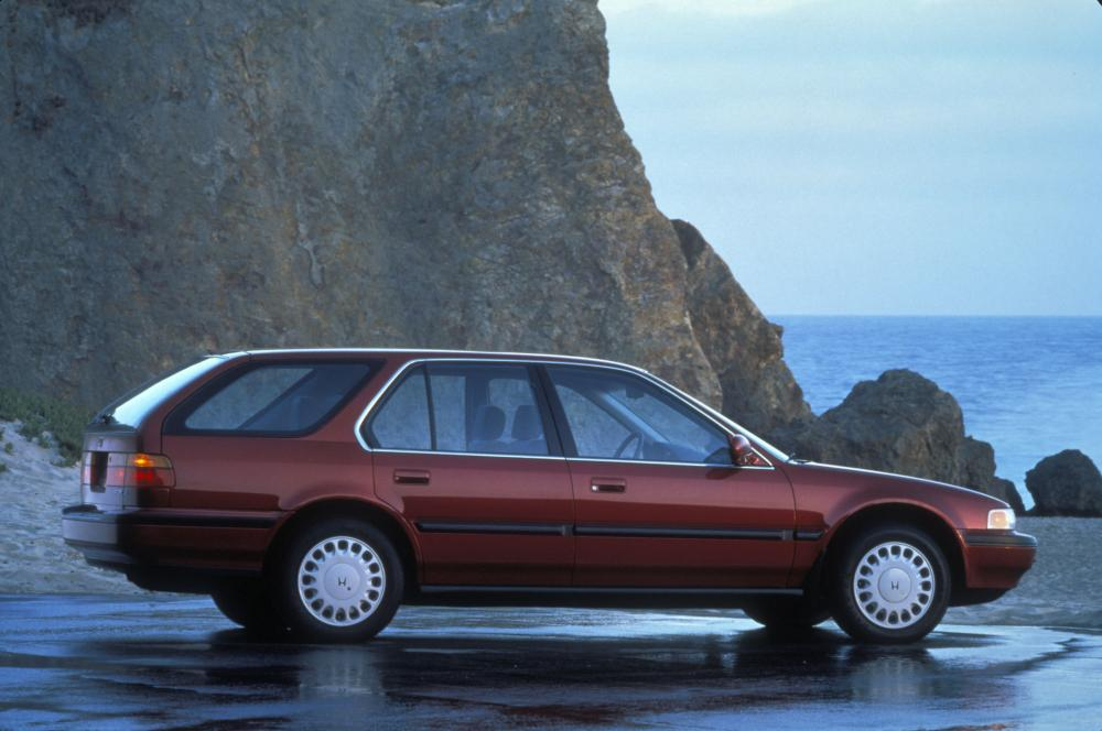 Honda Accord 4 поколение (1989-1994) Универсал