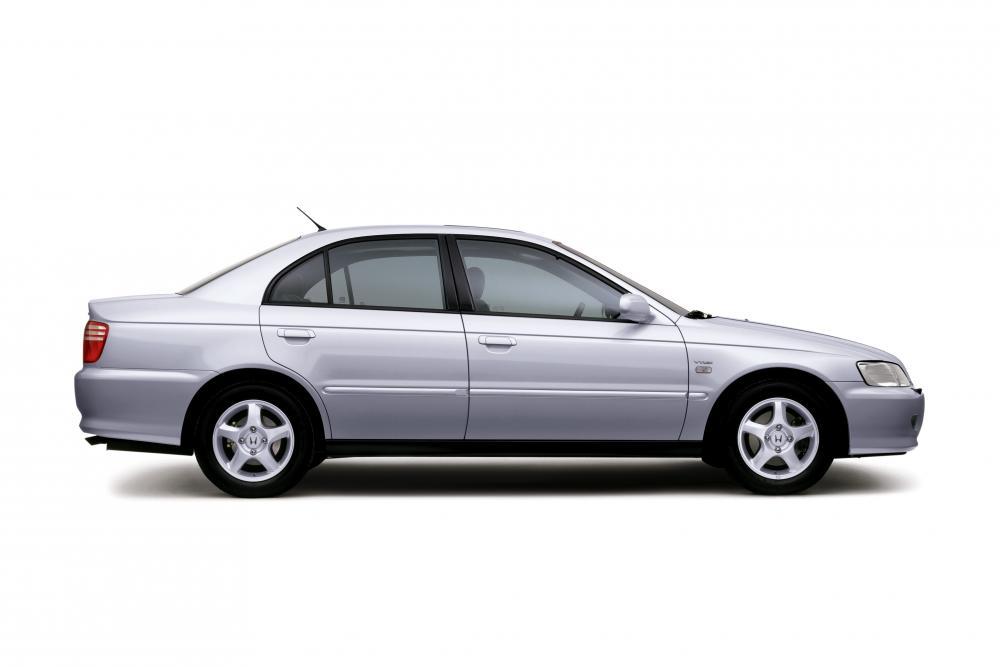 Honda Accord 6 поколение рестайлинг