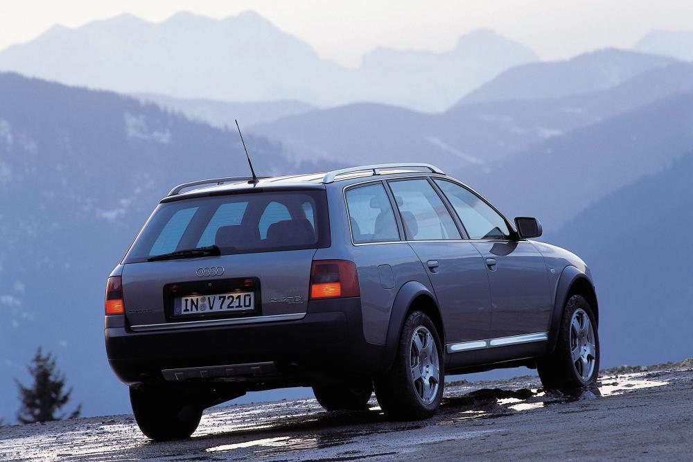 Audi Allroad 4B/C5 (2000-2006) Универсал