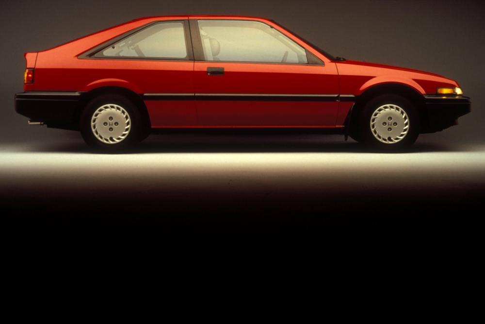 Honda Accord 3 поколение US-spec хетчбэк