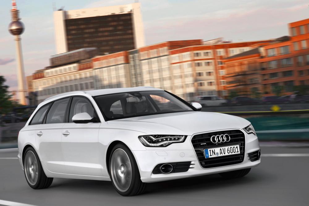 Audi A6 4 поколение 4G/C7 (2010-2014) Avant универсал 5-дв.