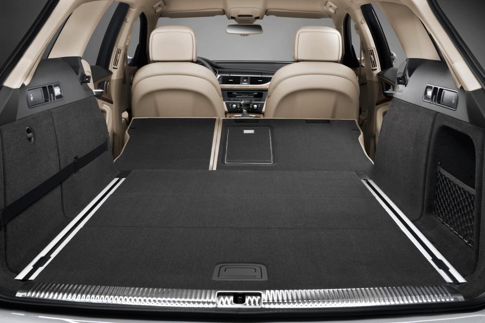 Audi A6 4 поколение 4G/C7 (2010-2014) Avant универсал 5-дв. багажник