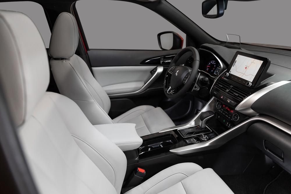Mitsubishi Eclipse Cross 1 поколение [рестайлинг] (2020-н.в.) кроссовер интерьер