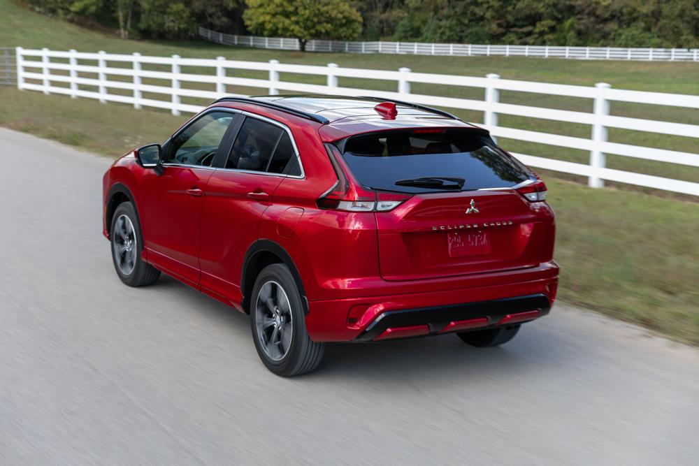 Mitsubishi Eclipse Cross 1 поколение [рестайлинг] (2020-н.в.) кроссовер