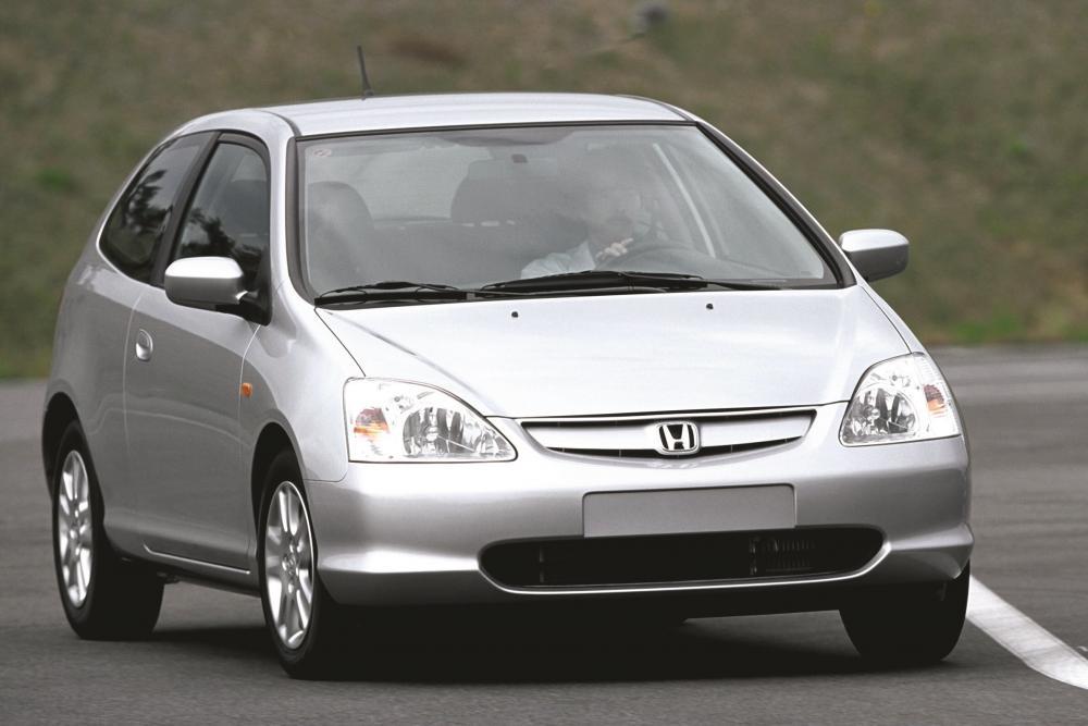 Honda Civic 7 поколение Хетчбэк 3-дв.