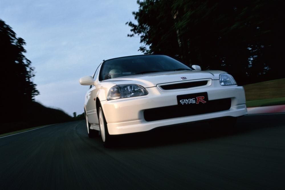 Honda Civic 6 поколение (1995-2001) Type-R хетчбэк 3-дв.