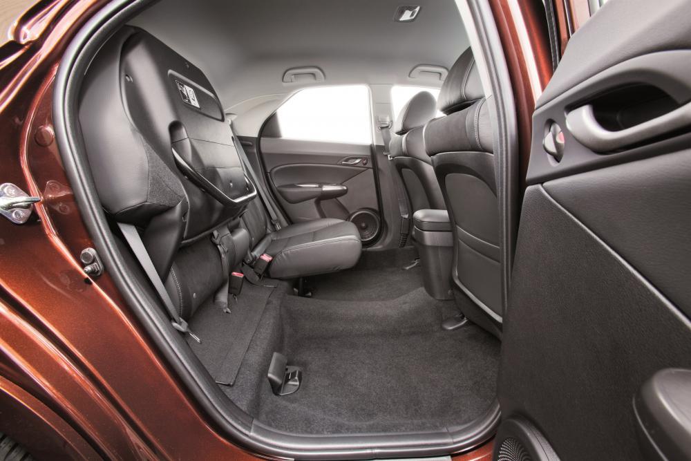 Honda Civic 8 поколение 2-й рестайлинг Хетчбэк 5-дв.