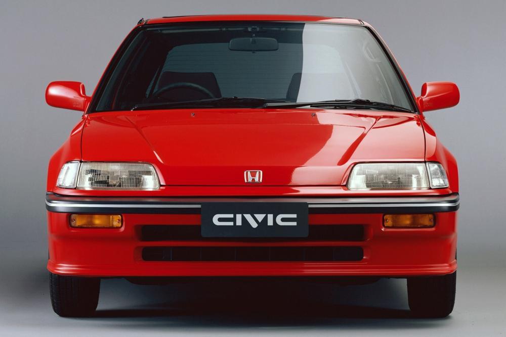 Honda Civic 4 поколение Хетчбэк