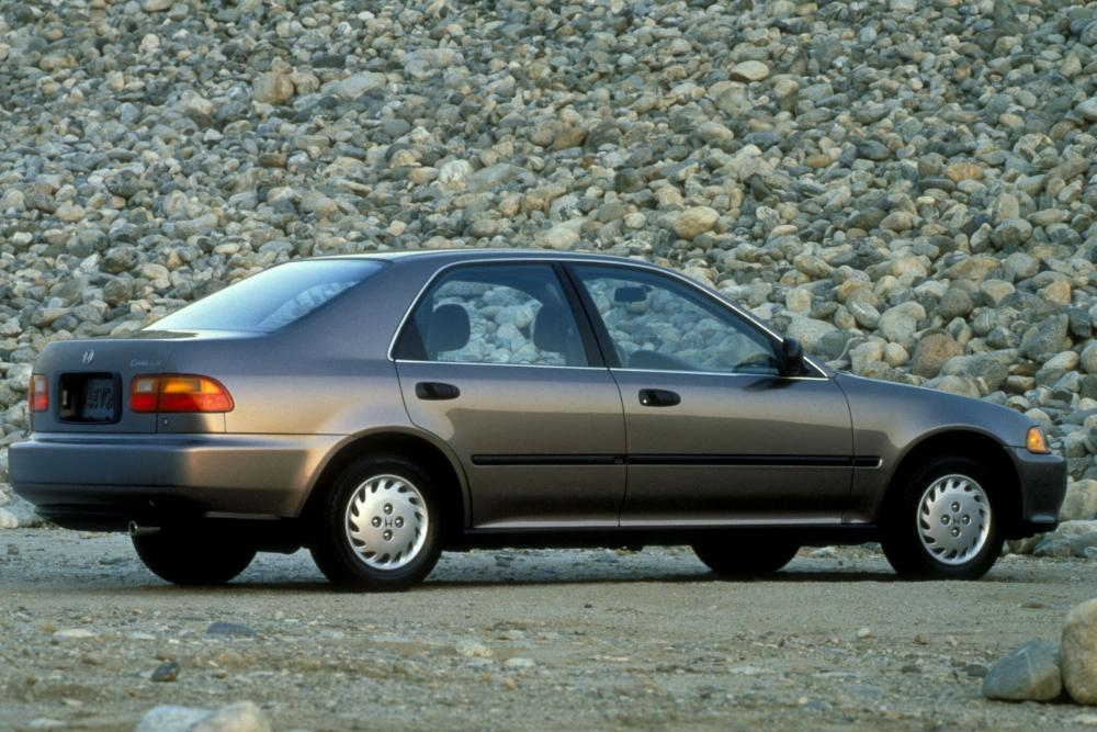 Honda Civic 5 поколение (1991-1997) Седан