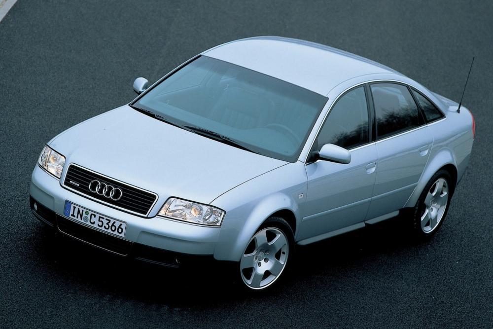 Audi A6 2 поколение 4B/C5 (1997-2001) Седан