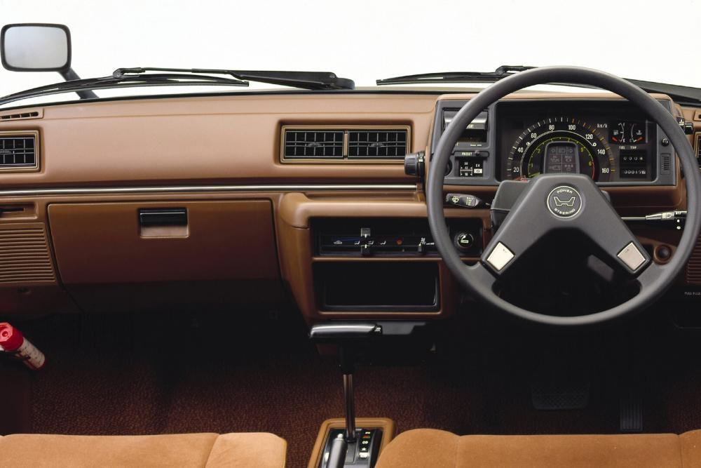 Honda Civic 2 поколение Хетчбэк 5-дв. интерьер
