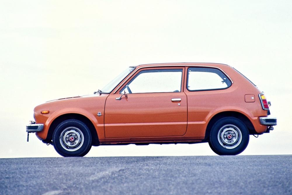Honda Civic 1 поколение Хетчбэк 3-дв.