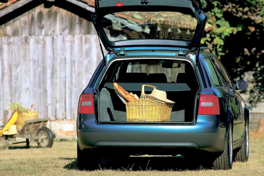 Audi A6 2 поколение 4B/C5 (1997-2001) Универсал 5-дв.