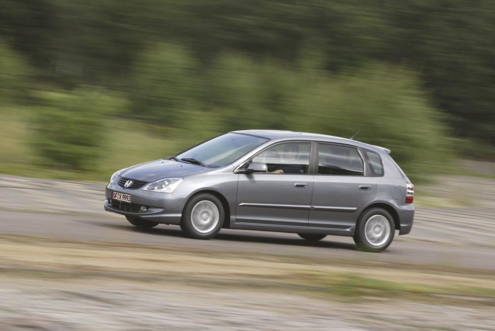 Honda Civic 7 поколение рестайлинг Хетчбэк 5-дв.