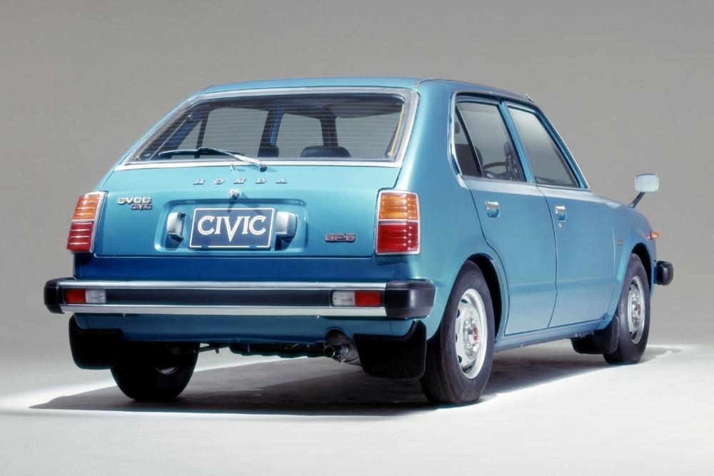 Honda Civic 1 поколение Хетчбэк 5-дв.