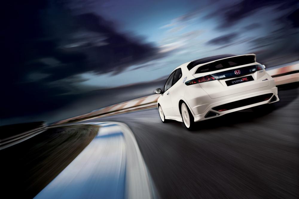 Honda Civic 8 поколение рестайлинг Type-R хетчбэк 3-дв.