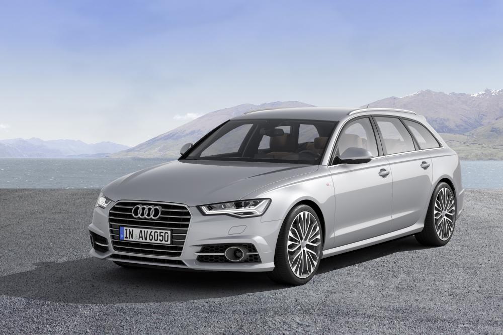 Audi A6 4 поколение 4G/C7 рестайлинг (2014-2018) Avant универсал 5-дв.