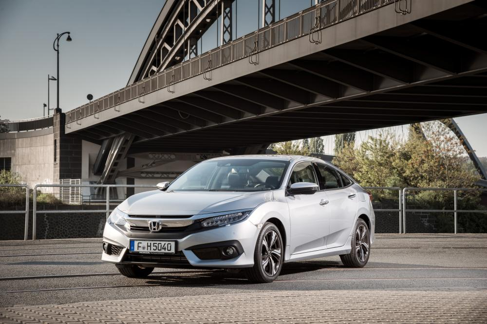 Honda Civic 10 поколение Седан