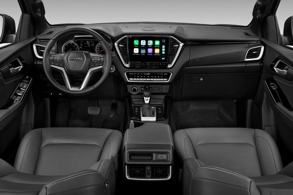 Isuzu D-Max 3 поколение (2021-н.в.) пикап