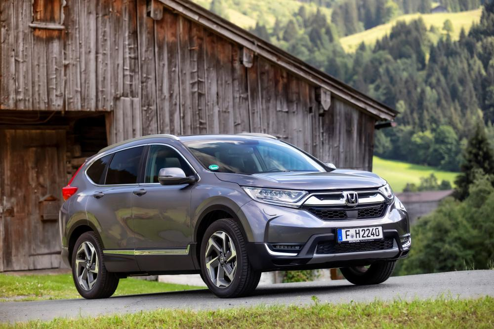 Honda CR-V 5 поколение Кроссовер