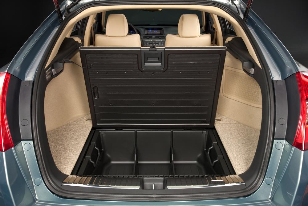 Honda Crosstour 1 поколение багажник