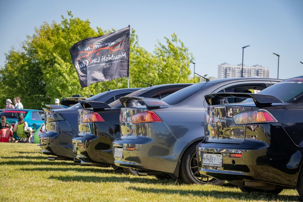 японский автомобиль на Фестиваль JAPDAYS 2021