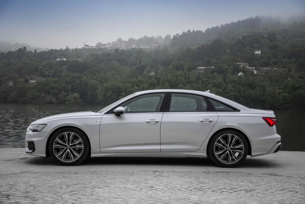 Audi A6 5 поколение C8 (2018) Седан