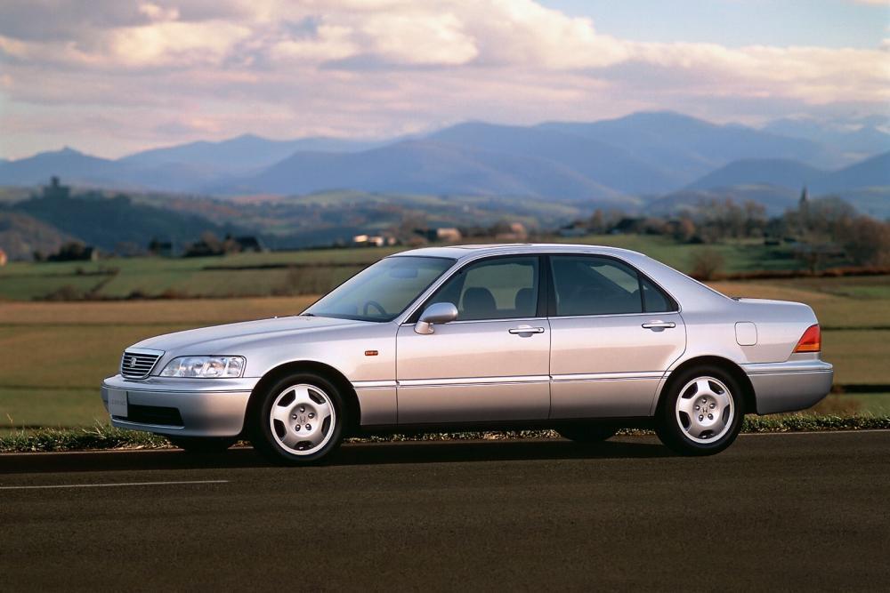 Honda Legend 3 поколение