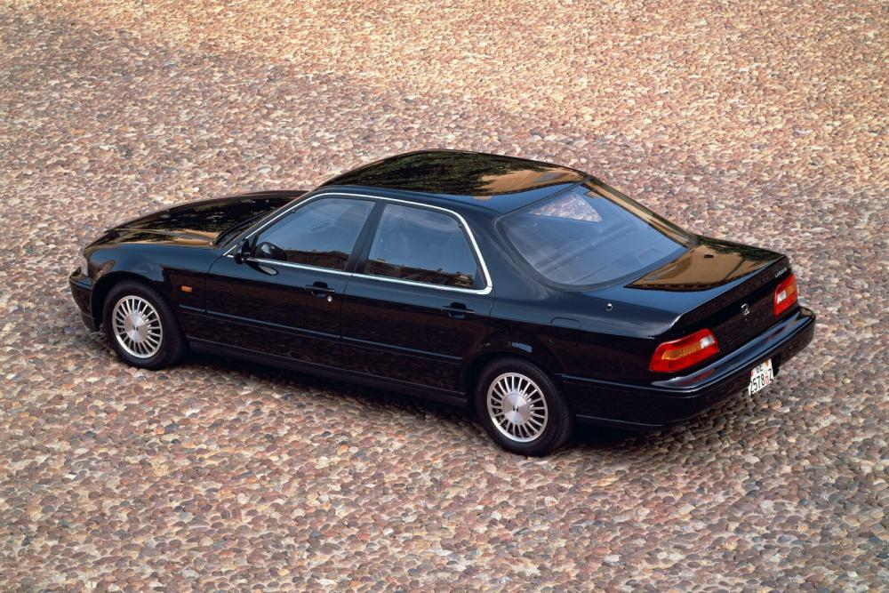 Honda Legend 2 поколение (1990-1996) Седан
